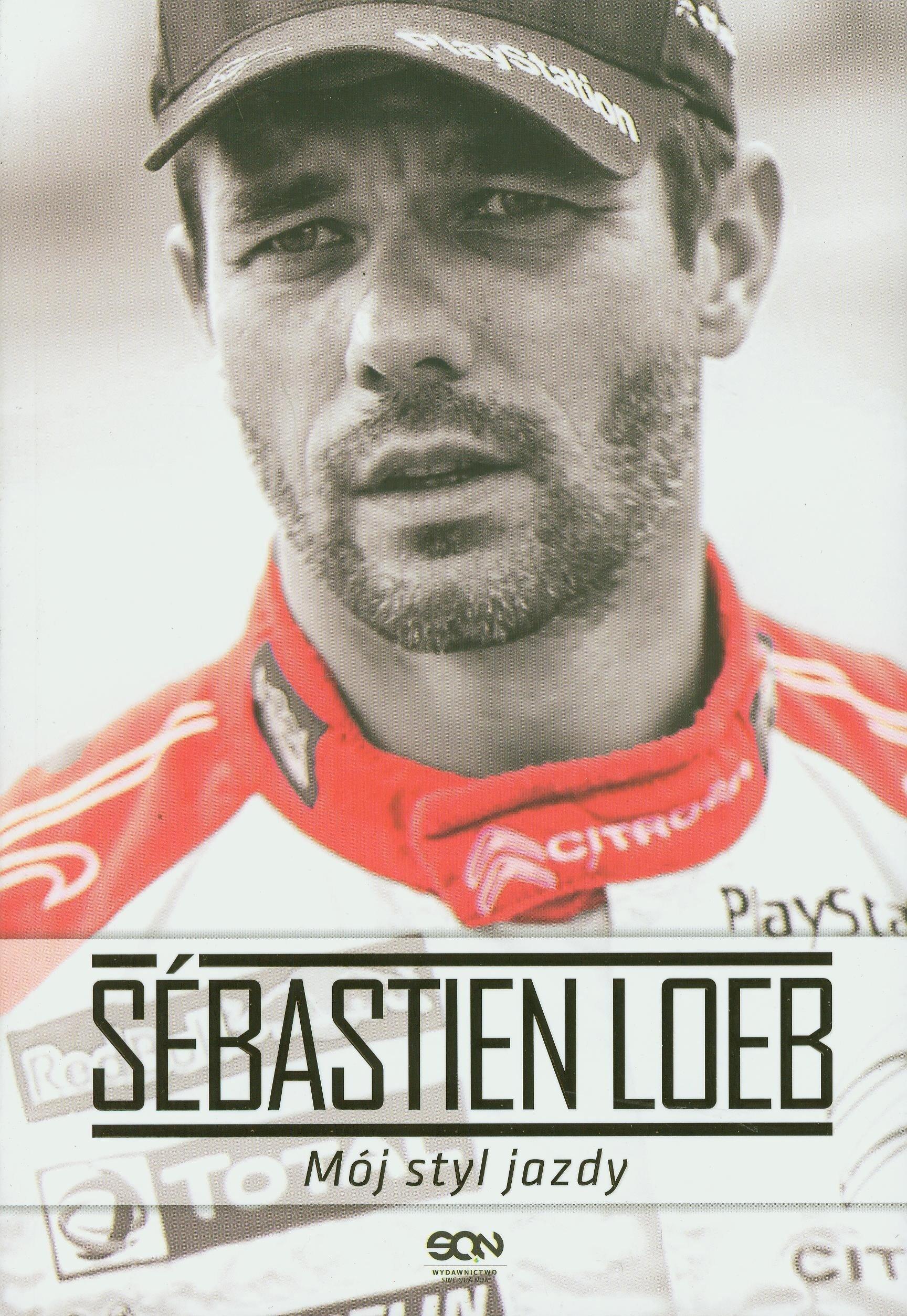 Mój styl jazdy Sebastien Loeb