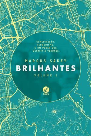 Brilhantes (Brilliance Saga, #1)  by  Marcus Sakey