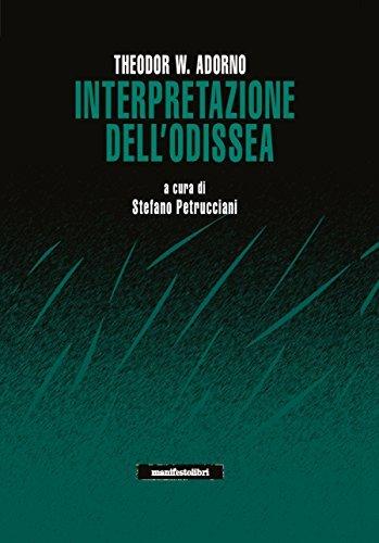Interpretazione dellOdissea (Incisioni Vol. 1)  by  Theodor W. Adorno