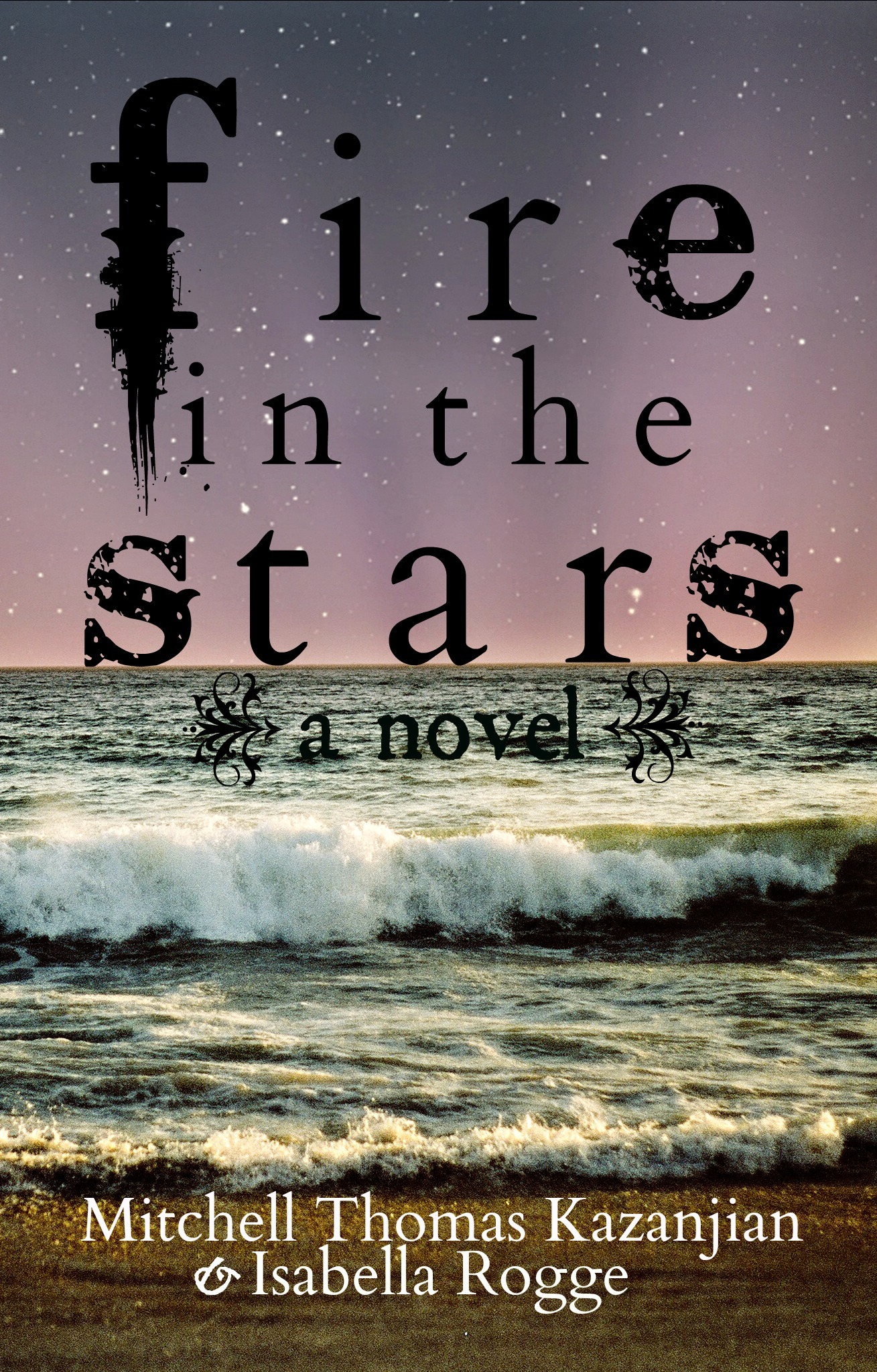 Fire In The Stars Isabella Rogge