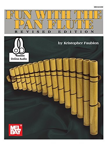 Fun With The Pan Flute  by  Kristopher Faubion
