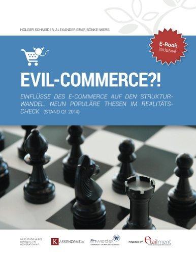 Evil-Commerce  by  Holger Schneider