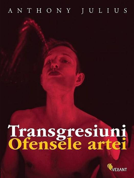 Transgresiuni. Ofense ale artei Anthony Julius