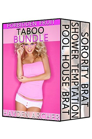 Forbidden Fruit! Taboo Bundle (Older Man Younger Woman 3 Pack) Hayden Archer