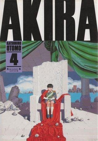 Akira, No. 4 (Akira #4) Katsuhiro Otomo