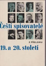 Čeští spisovatelé z přelomu 19. a 20. století Zdeněk Pešata