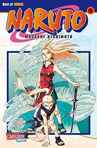Naruto, Band 6: Band 6  by  Masashi Kishimoto
