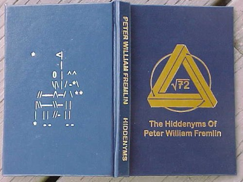 Happy Birthday To You (Greeting Card Hiddenym Book 1) Peter William Fremlin