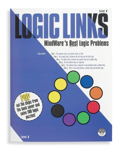 MindWare Logic Links: Level D  by  Mindware