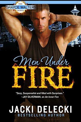 Men Under Fire (Grayce Walters, #3)  by  Jacki Delecki