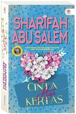 Cinta Atas Kertas  by  Sharifah Abu Salem