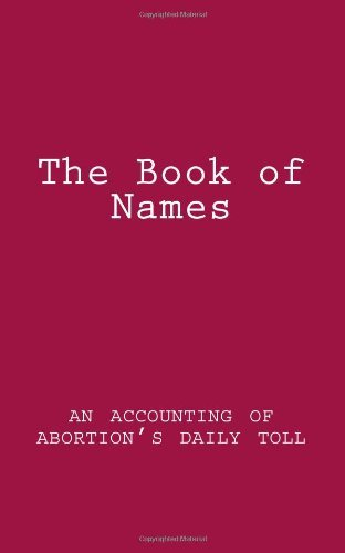 The Book of Names: An Accounting of What Might Have Been  by  Sylvia Dorham