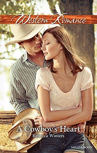 A Cowboys Heart (Hitting Rocks Cowboys Book 2)  by  Rebecca Winters