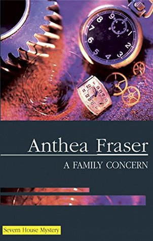 Family Concern, A  by  Anthea Fraser