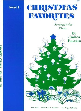 WP50 - Christmas Favorites Level 2  by  James Bastien