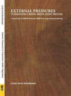 External Pressures In Indonesia's Redd+ Regulatory Process: A Case Study of UNREDD Indonesia, REDD Plus Project Indonesia-Norway  by  Linda Yanti Sulistiawati