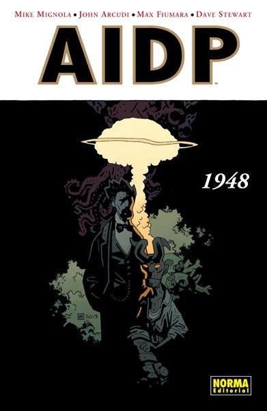 AIDP 1948  by  Mike Mignola