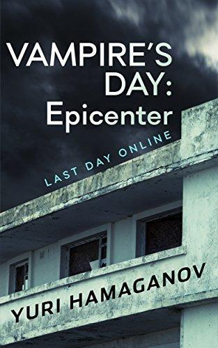 VAMPIRES DAY: Epicenter Yuri Hamaganov