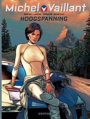Hoogspanning (Michel Vaillant, # 3)  by  Philippe Graton