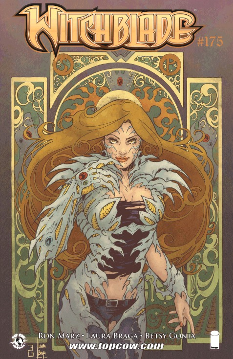 Witchblade #175 Ron Marz