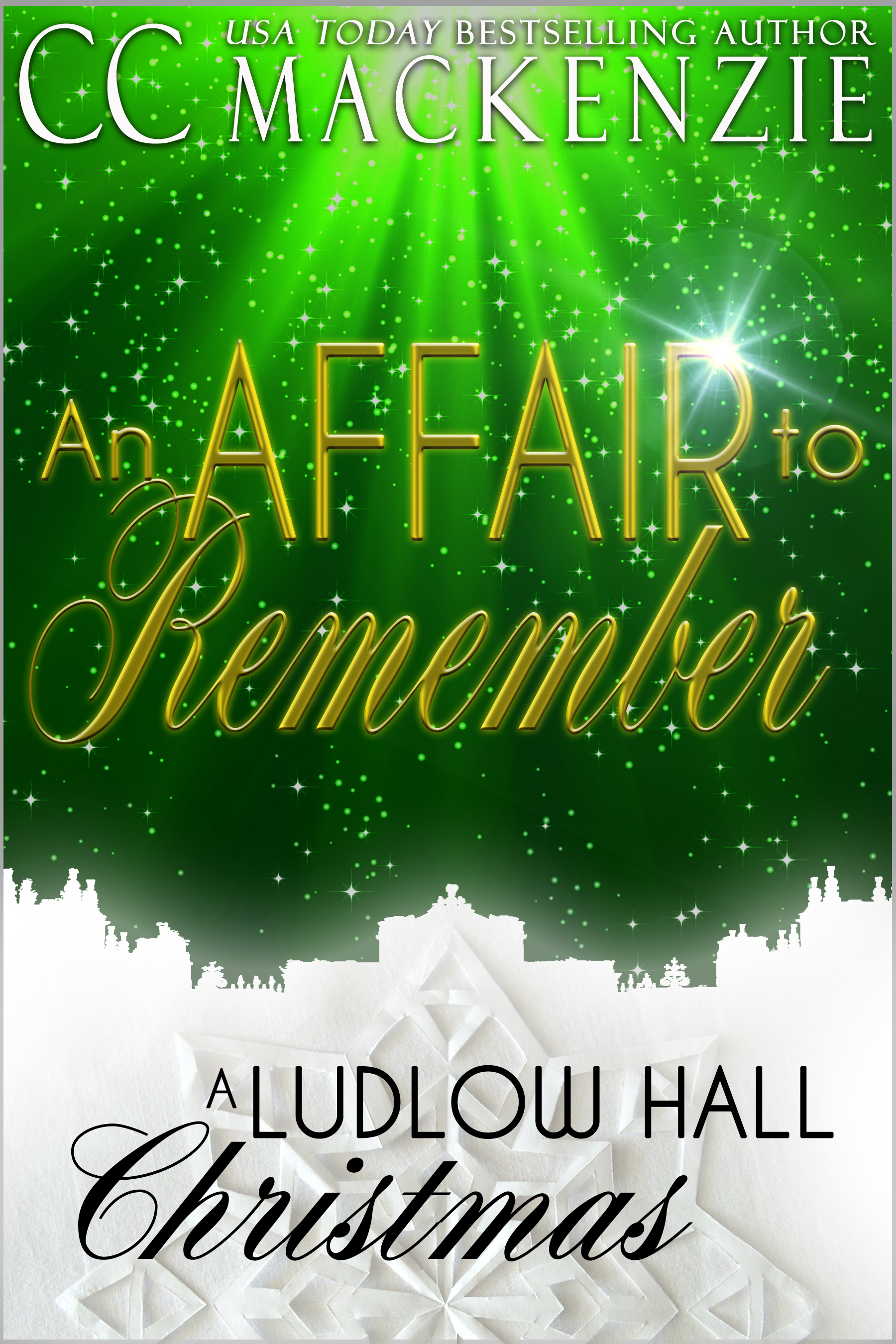 An Affair To Remember: A Ludlow Hall Christmas (Ludlow Hall #7) C.C. MacKenzie