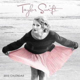 Taylor Swift 2013 Square 12X12 Wall Trade NOT A BOOK