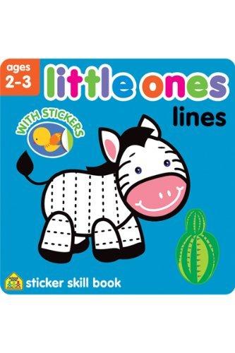Little Ones Lines Flintas Publishing