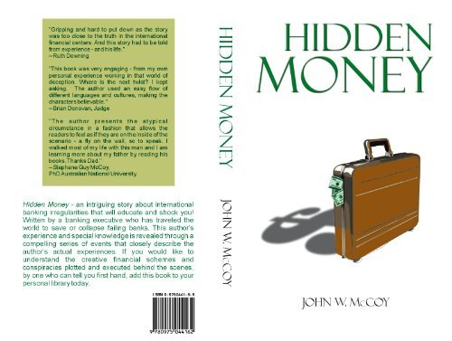 Hidden Money John W. McCoy
