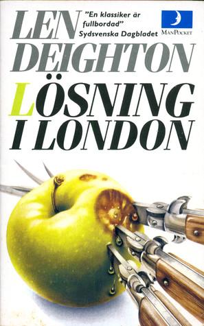 Lösning i London (Bernard Samson, #3)  by  Len Deighton