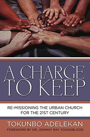 A Charge to Keep  by  Tokunbo Adelekan