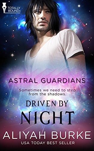 Driven  by  Night by Aliyah Burke
