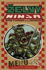 Želvy Ninja: Menu číslo 1 Kevin Eastman