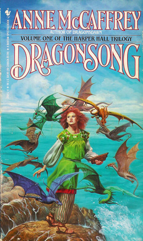 Dragonsong (Dragonriders of Pern, #3)  by  Anne McCaffrey