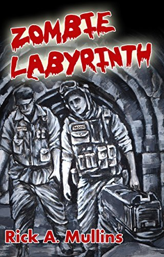 Zombie Labyrinth  by  Rick A. Mullins