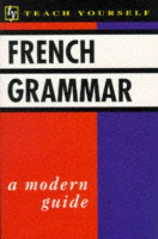 French Grammar  by  Jean-Claude Arragon