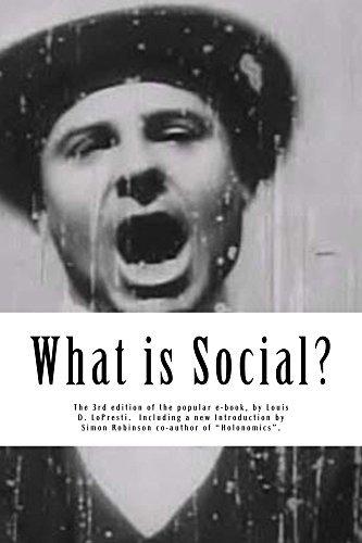 What is Social? Louis LoPresti