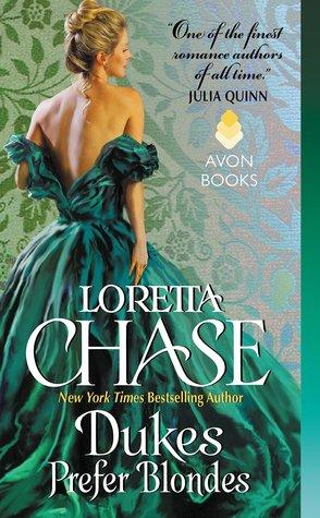 Dukes Prefer Blondes (The Dressmakers, #4) Loretta Chase