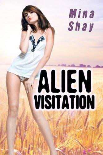 Alien Visitation  by  Mina Shay