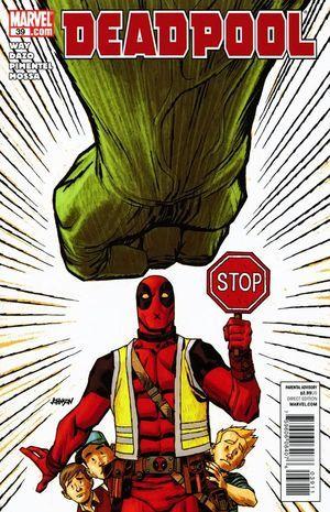 Deadpool: Operation Annihilation #3 Daniel Way