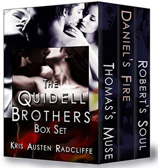Quidell Brothers Box Set  by  Kris Austen Radcliffe