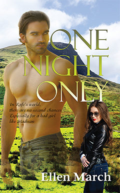 One Night Only  by  Ellen March