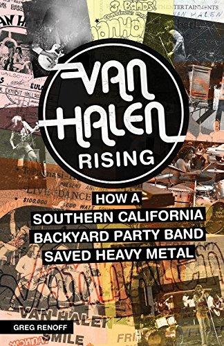 Van Halen Rising Greg Renoff