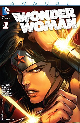 Wonder Woman Annual (2015-) #1  by  Meredith Finch
