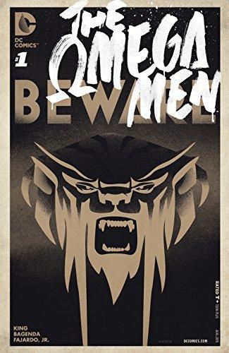 The Omega Men (2015-) #1  by  Tom   King