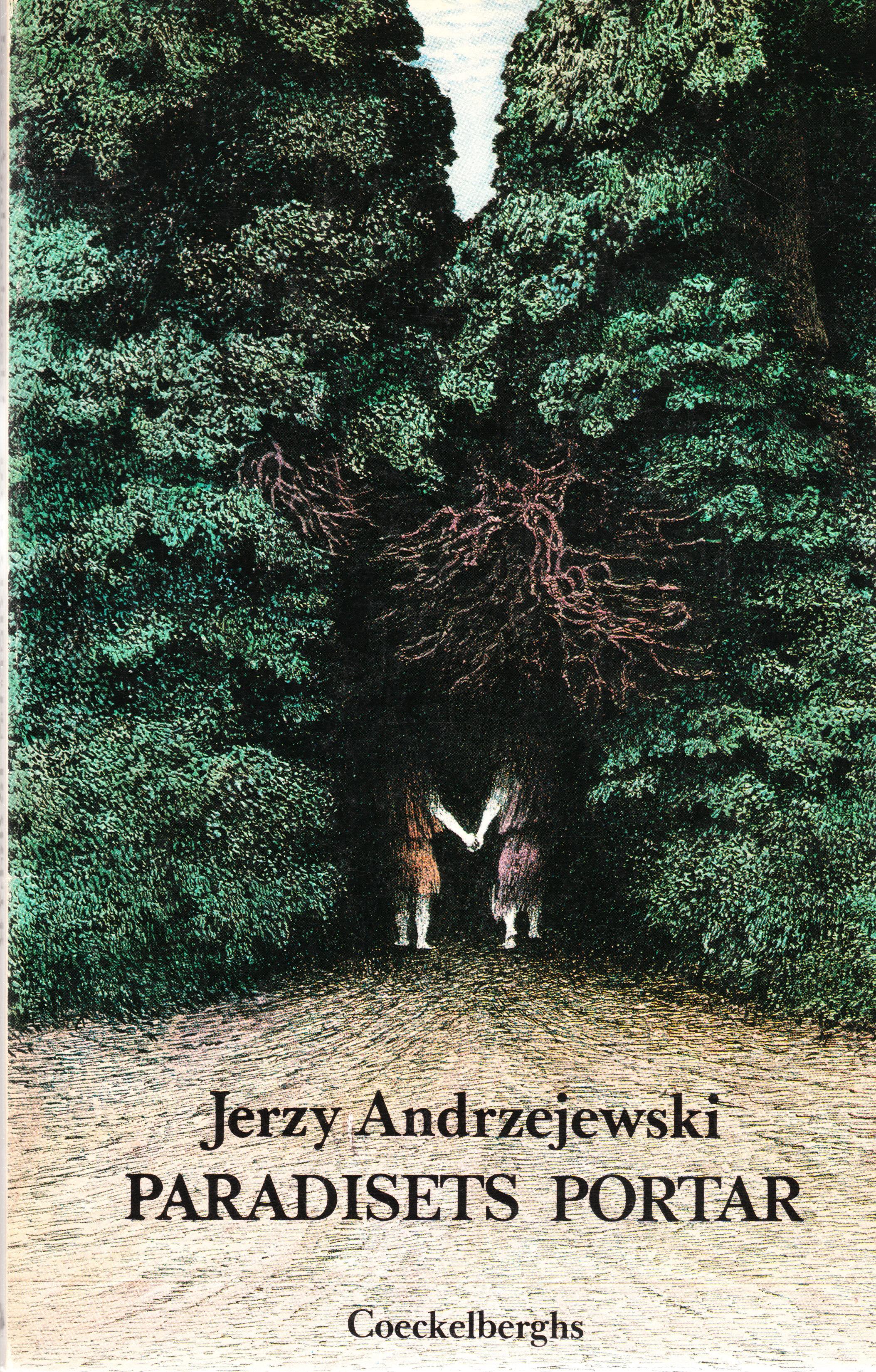 Paradisets portar  by  Jerzy Andrzejewski