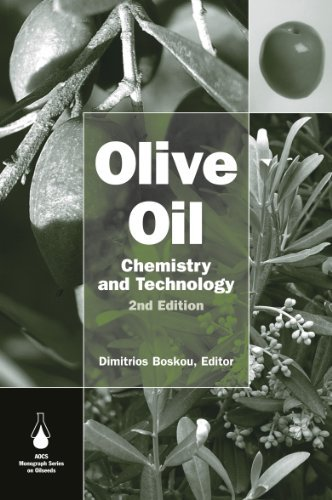 Olive Oil Chemistry and Technology  by  Dimitrios Boskou