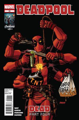 Deadpool: Dead #4 Daniel Way