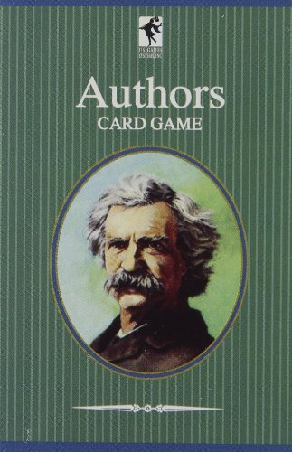 Authors Card Game U.S. Games Systems