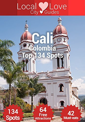 Cali Top 129 Spots: 2015 Travel Guide to Cali, Colombia Cristiano Nogueira