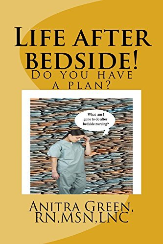Life after bedside! Do you have a plan? Anitra Green